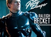 Charlie Hunnam as Raleigh Becket in Pacific Rim
