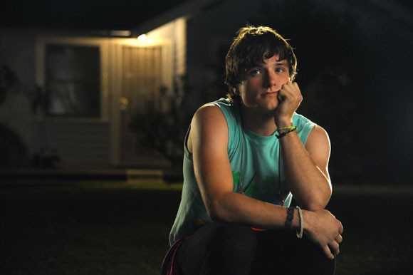 Josh Hutcherson Detention Photo