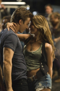 Kenny Wormald and Julianne Hough Photo