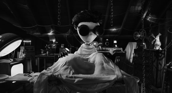 Victor Frankenweenie Photo