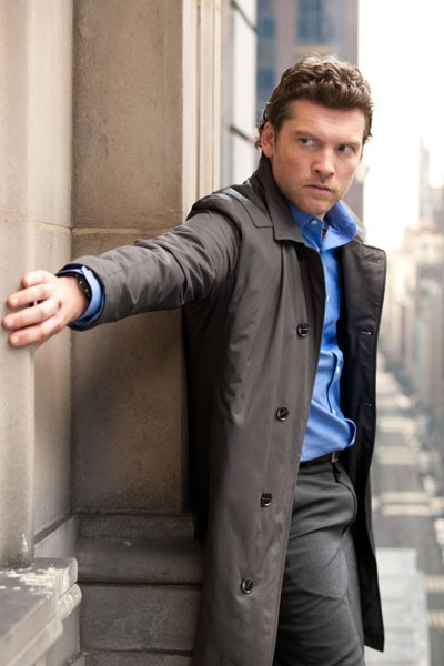 Sam Worthington Man on a Ledge Photo