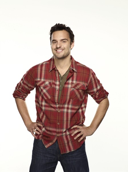 Jake Johnson New Girl Photo