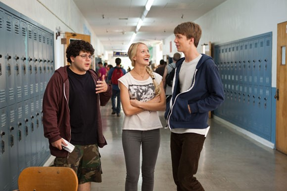 Jonathan Daniel Brown, Kirby Bliss Blanton, and Thomas Mann Photo