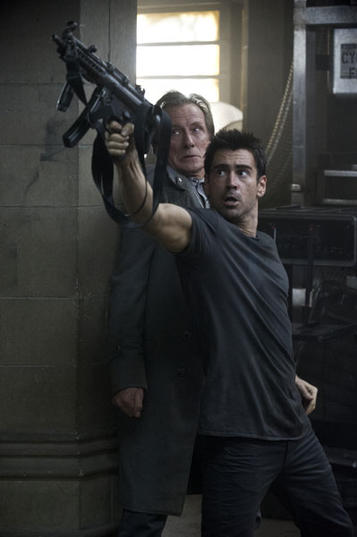 Bill Nighy and Colin Farrell Photo