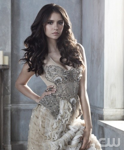 Nina Dobrev Vampire Diaries Photo