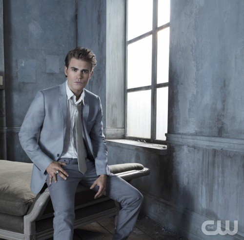 Paul Wesley Vampire Diaries Photo
