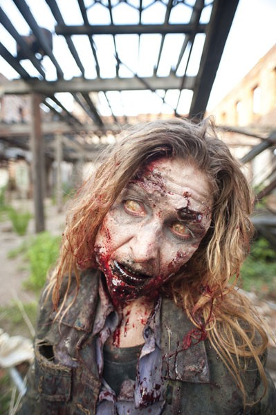 The Walking Dead Zombies Photo