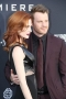 Chloe Dykstra and Rob Kazinsky Photo