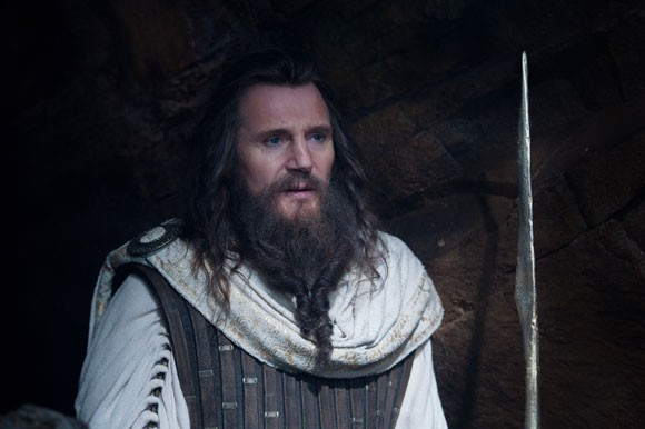 Liam Neeson Wrath of the Titans Photo