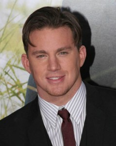 Channing Tatum at the Dear John Premiere