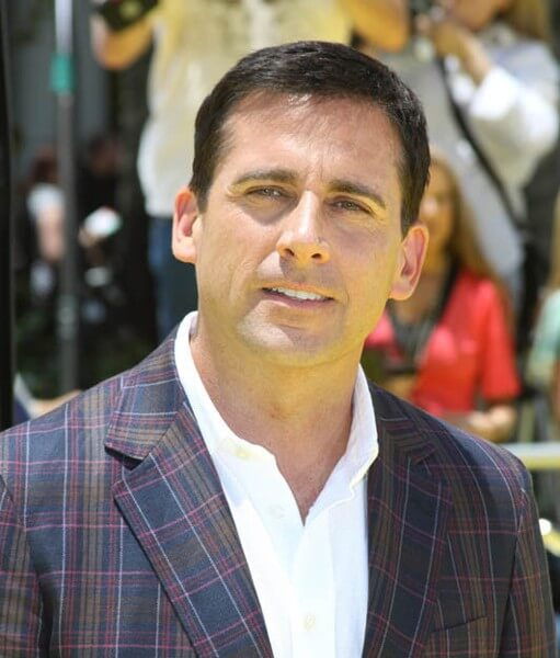 Steve Carell at the Despicable Me Premiere