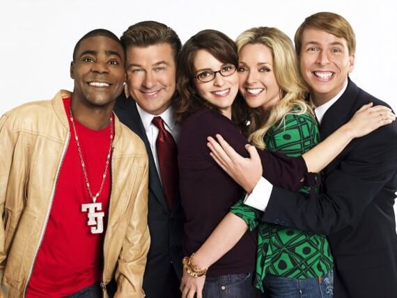 The Cast of 30 Rock