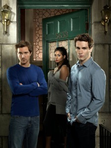 Being Human Cast Photo