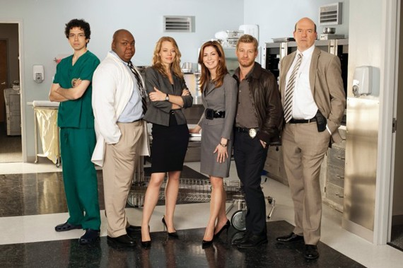 Body of Proof Cast