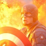 Chris Evans in Captain America
