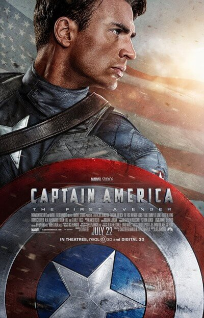 Captain America Poster #2