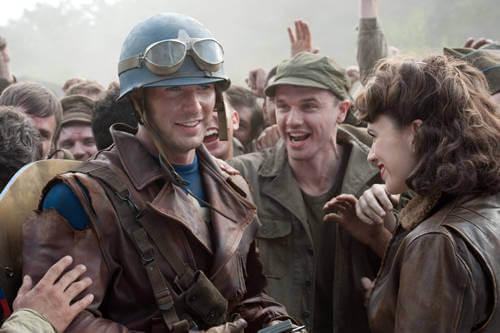Trailer for Captain America: The First Avenger