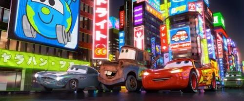 Cars 2 Photo