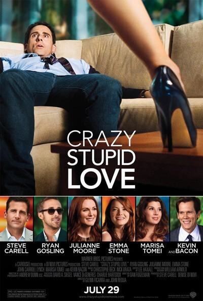 Crazy Stupid Love Poster
