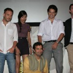 Immortals Cast at Comic Con