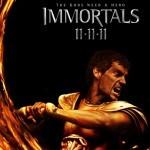 Henry Cavill Immortals Poster