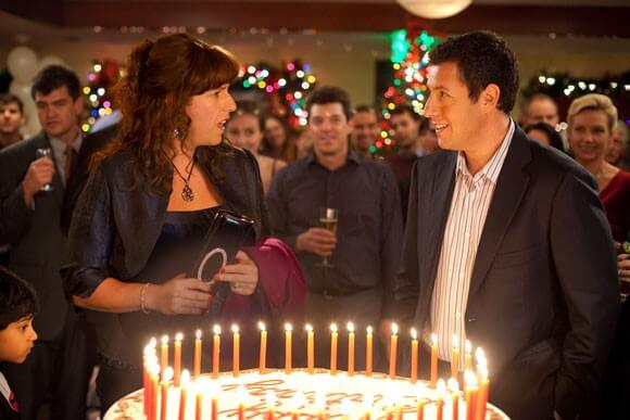 Adam Sandler and Adam Sandler in 'Jack and Jill'
