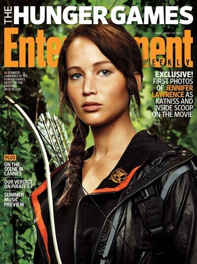 Jennifer Lawrence The Hunger Games Photo