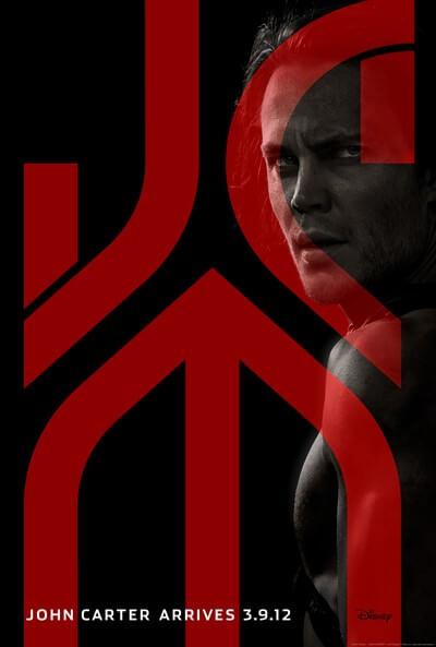 John Carter Teaser Poster