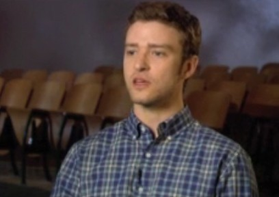 Justin Timberlake Bad Teacher Interview Video