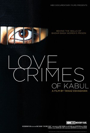 Love Crimes of Kabul Poster