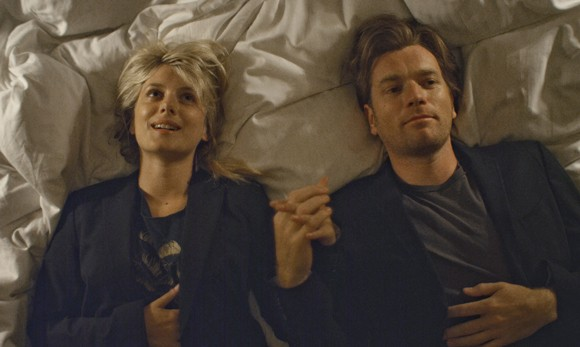 Melanie Laurent and Ewan McGregor in 'Beginners'