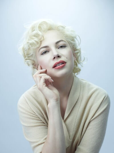Michelle Williams in 'My Week with Marilyn'