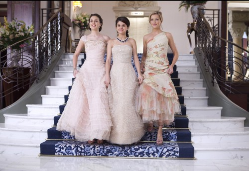 Leighton Meester, Selena Gomez and Katie Cassidy in Monte Carlo