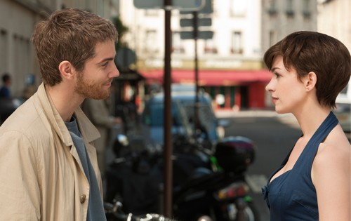 Jim Sturgess and Anne Hathaway in One Day