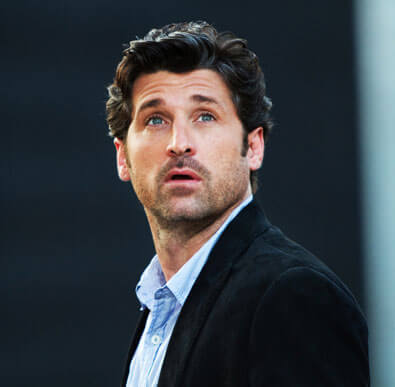 Patrick Dempsey in Transformers: Dark of the Moon