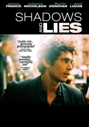 Shadows and Lies DVD Art