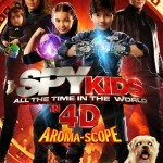 Spy Kids All the Time in the World Posters