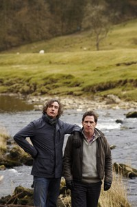 Steve Coogan and Rob Brydon in 'The Trip'