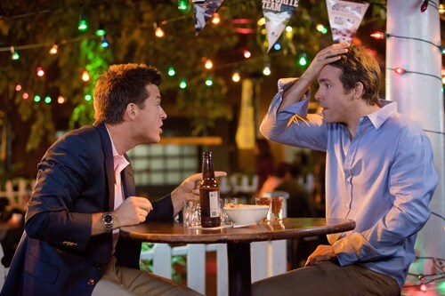 Jason Bateman and Ryan Reynolds in The Change-Up