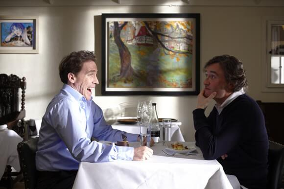 Rob Brydon and Steve Coogan in 'The Trip'