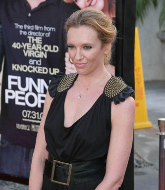 Toni Collette at the 'Funny People' Premiere