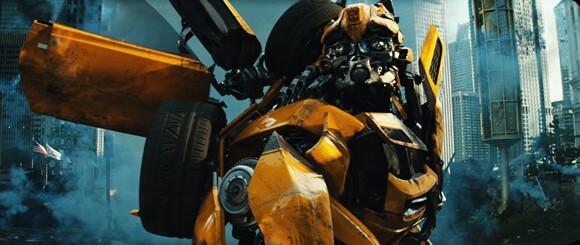 Bumblebee in 'Transformers: Dark of the Moon'