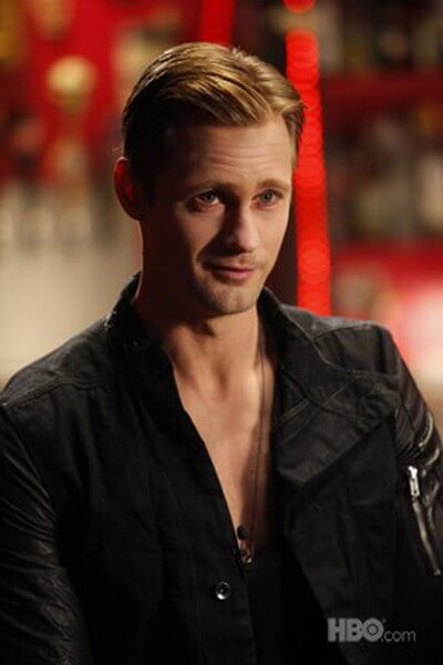 Alexander Skarsgard in True Blood Season 4