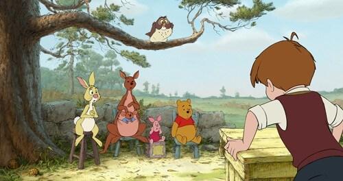 Winnie the Pooh Film Photo