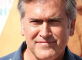 Bruce Campbell at the Cloudy with a Chance of Meatballs Premiere