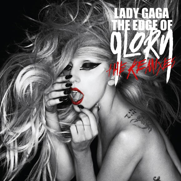 Lady Gaga The Edge of Glory Remixes
