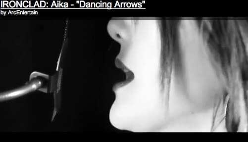 Aika Dancing Arrows Video from Ironclad