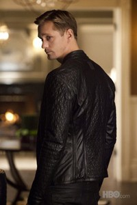 Alexander Skarsgard in True Blood Season 4 Episode 2