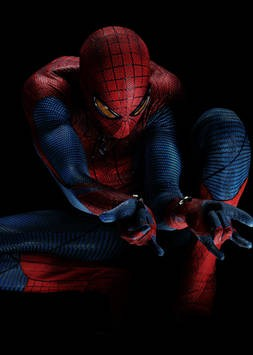 Andrew Garfield in The Amazing Spider-Man