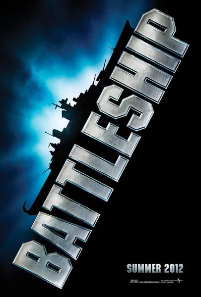 Battleship Film Poster